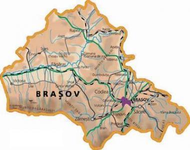 Județul Brașov Foraje Puturi Apa